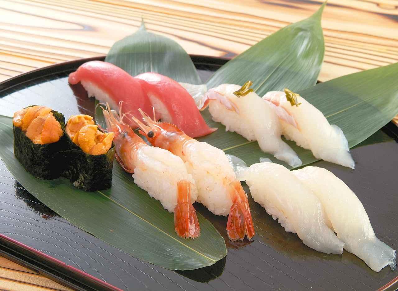 画像: 函館立喰い寿司 函太郎
