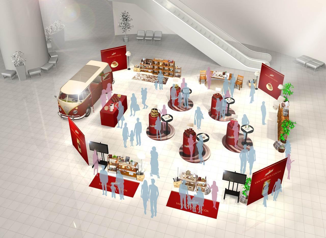 画像2: バンホーテン オリジナル キッチンカーがやってくる!
