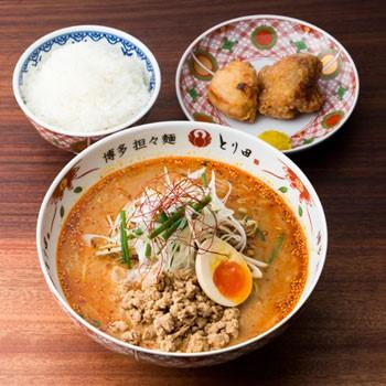 画像2: 博多の新名物 担々麺が天神エリアに初出店!