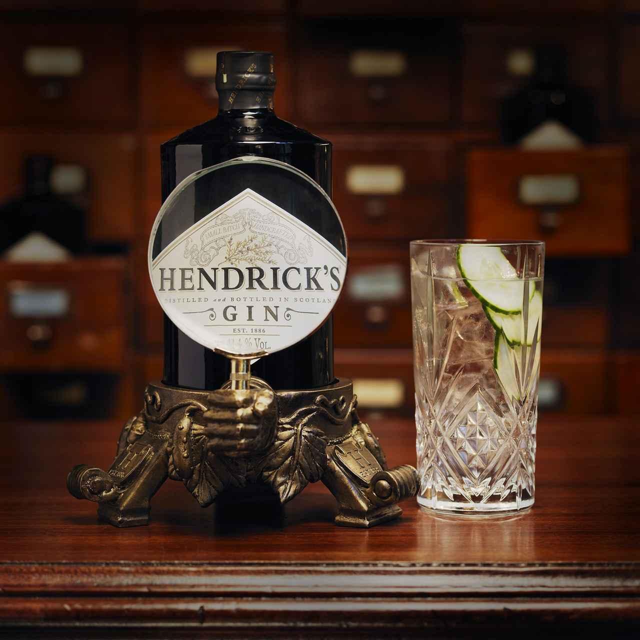 画像2: 「HENDRICK'S」ジン、グランド ハイアット 東京にて一夜限りのパーティーを実施!