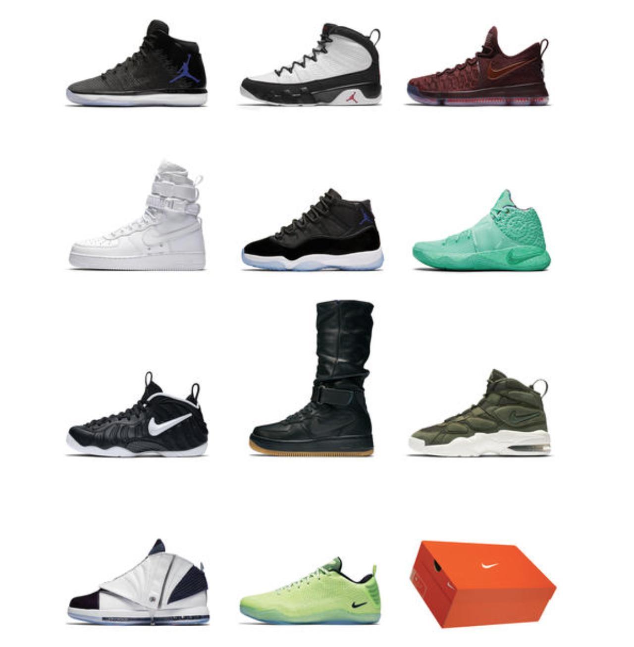 画像: 12 SOLES LINEUP