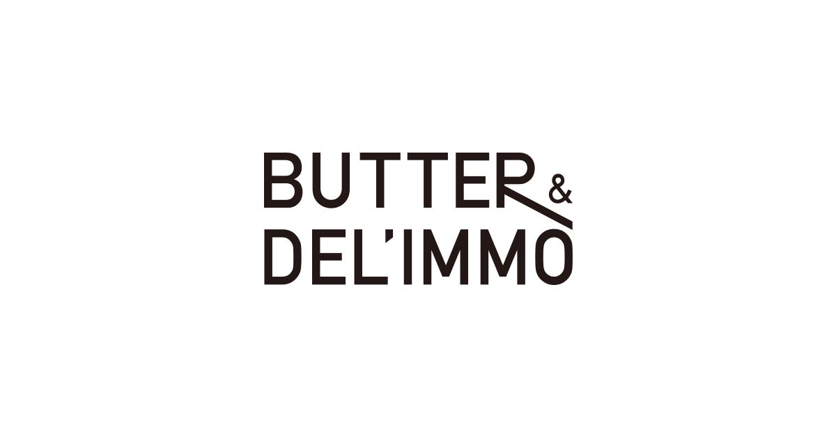 画像: BUTTER & DEL'IMMO