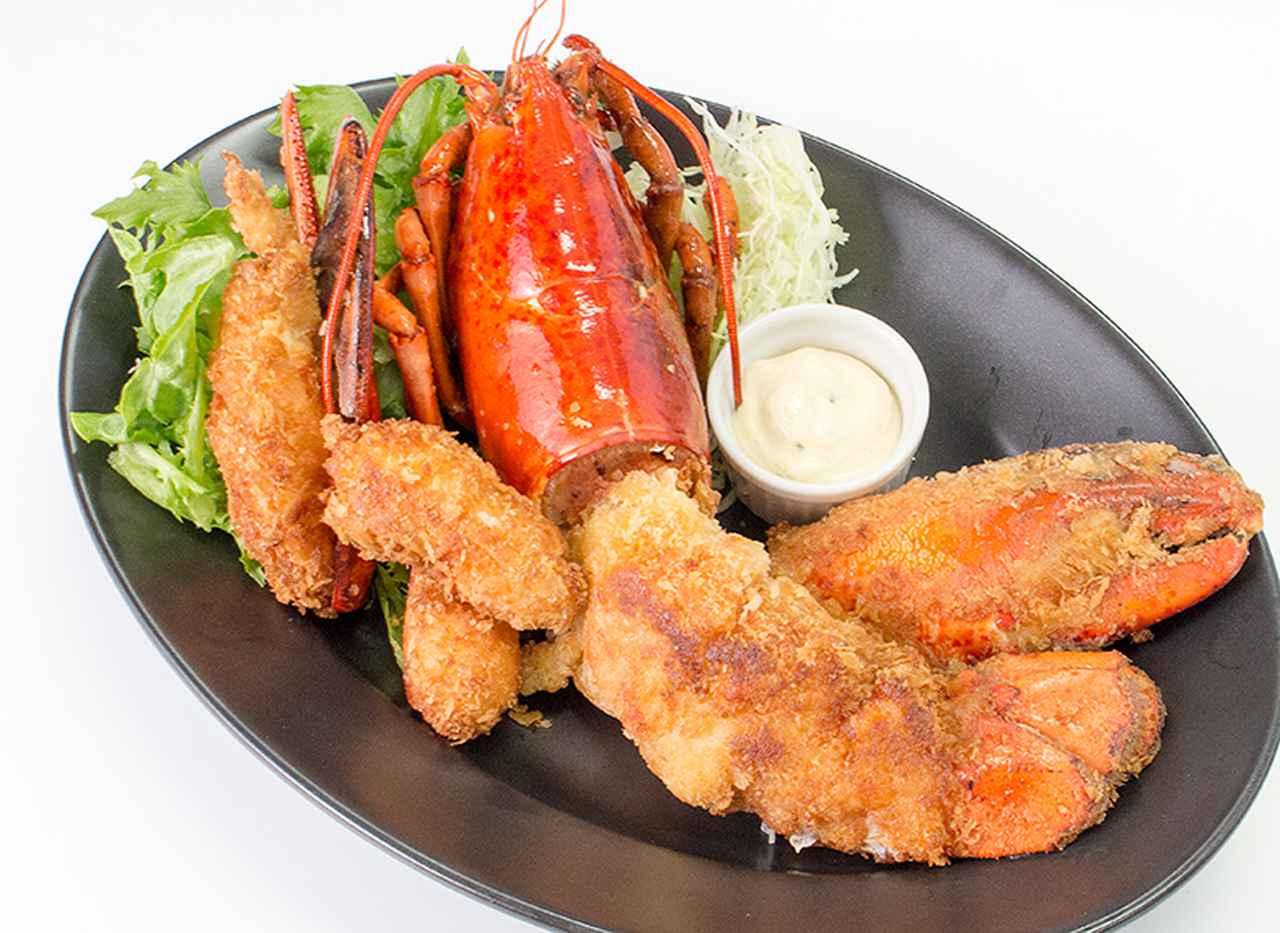 画像1: 生牡蠣・カキフライなど人気牡蠣料理18品含むオイスターバーの30品のテーブルオーダーバイキング!