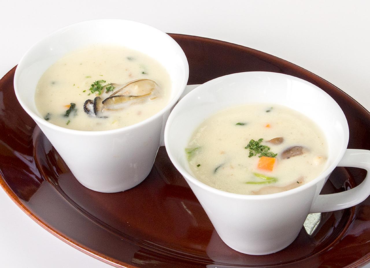 画像4: 生牡蠣・カキフライなど人気牡蠣料理18品含むオイスターバーの30品のテーブルオーダーバイキング!