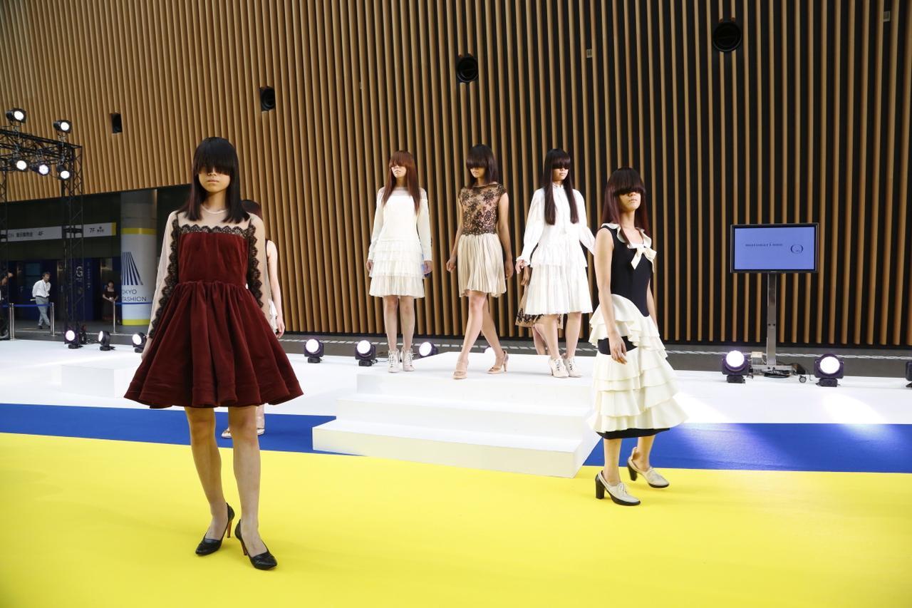 画像3: 東京発、世界へ羽ばたく最新ファッションコレクション