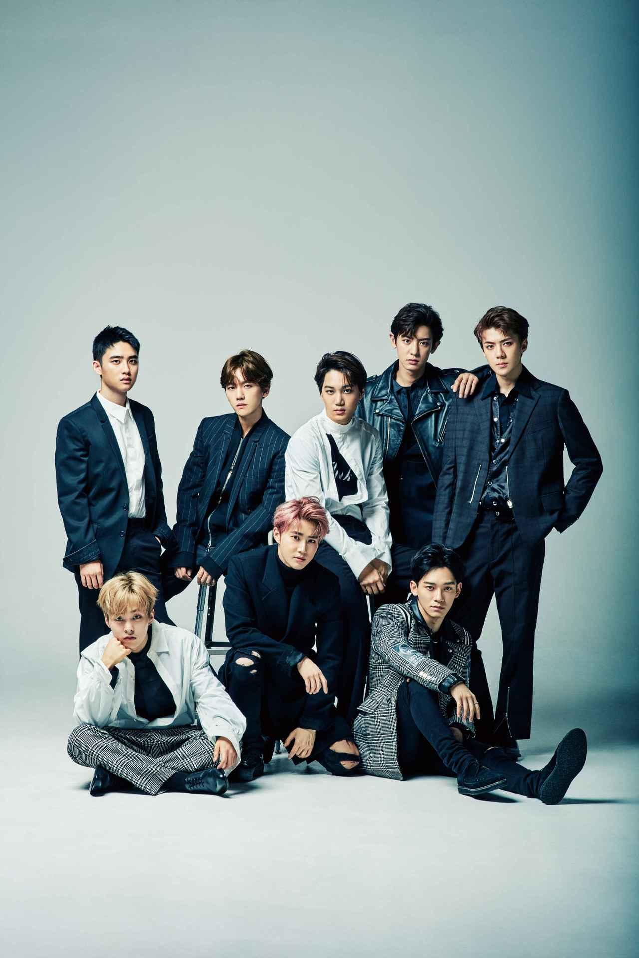 画像2: 史上初!韓国出身の男性グループが単独でViViの表紙に!