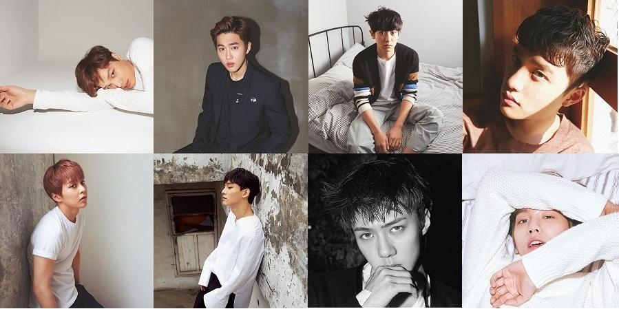 画像1: 史上初!韓国出身の男性グループが単独でViViの表紙に!