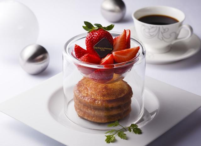 画像: 東京ステーションホテルに「 あまおうフレンチトースト 」が期間限定で登場