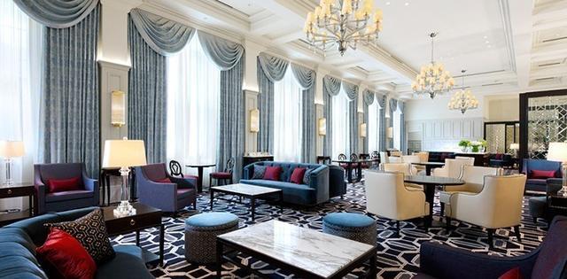 画像: The Lobby Lounge 東京ステーションホテル<公式サイト>