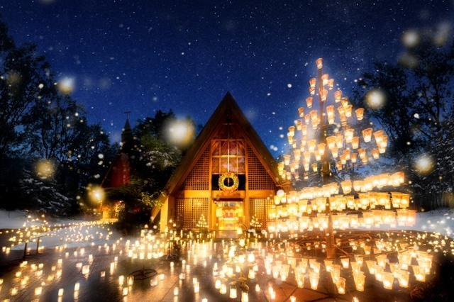 画像: クリスマスに大切な人と特別な場所にでかけたい方へ
