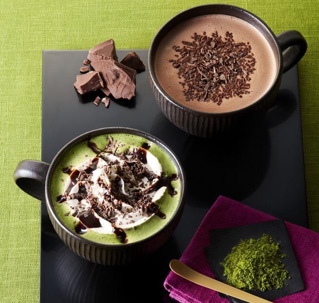 画像: 「チョコレート&抹茶モカ」「チョコリスタ®」を12月16日(金)より発売