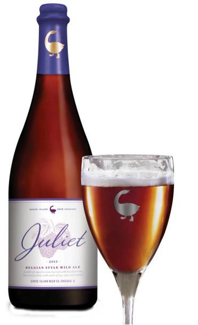 画像: Juliet~ブラックベリーと野生イーストを醸造ジュリエット~ 本体価格:4,320円(税込)※765ml x 1本 発売日:2016年12月15日(木)より楽天市場にて販売開始 野生のイーストとブラックベリーをカベルネのワイン樽で醸造。心地よい甘さのフルーティーで繊細な味わいのクラフトビール。 口に含むと、木、タンニン、ダークフルーツの香りが広がる、まるでピノ・ノワールを味わっているかのような錯覚に陥ります。 スタイル:Belgian Style Wild Ale アルコール度数:8.0% 苦味 (IBU):少なめ 色味:Burgundy ホップ:Pilgrim モルト:Pale Ale, Rye, Munich 最適なグラス:Wide Mouth Glass フードペアリング:サーモンのレア・ソテー、ローストポーク チーズペアリング:熟成したペコリーノ item.rakuten.co.jp