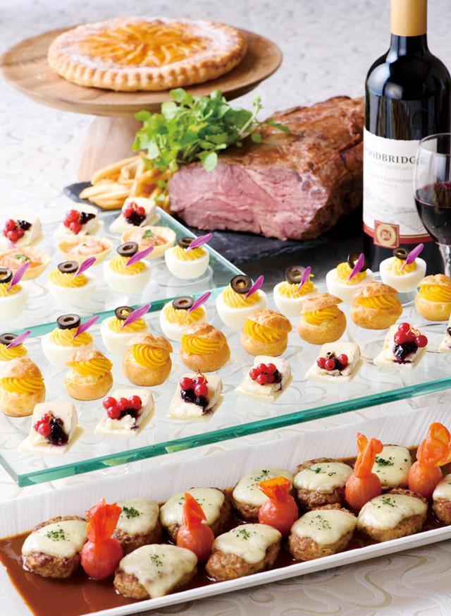 画像1: 新年会にはごちそうたっぷりのディナーブッフェはいかが?