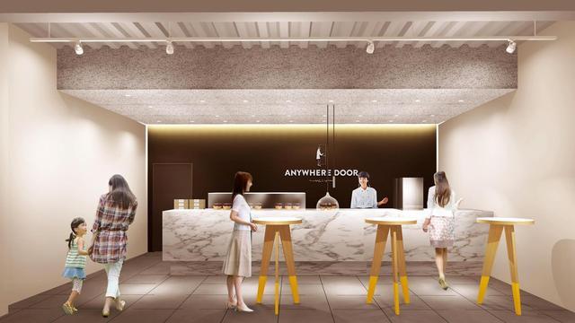 画像4: 日本初!海外で人気のコーンショットを 提供するカフェが登場!