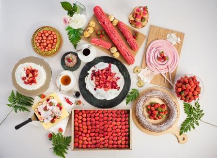 画像2: いろんなスタイルで食べつくすストロベリーマニア開催!