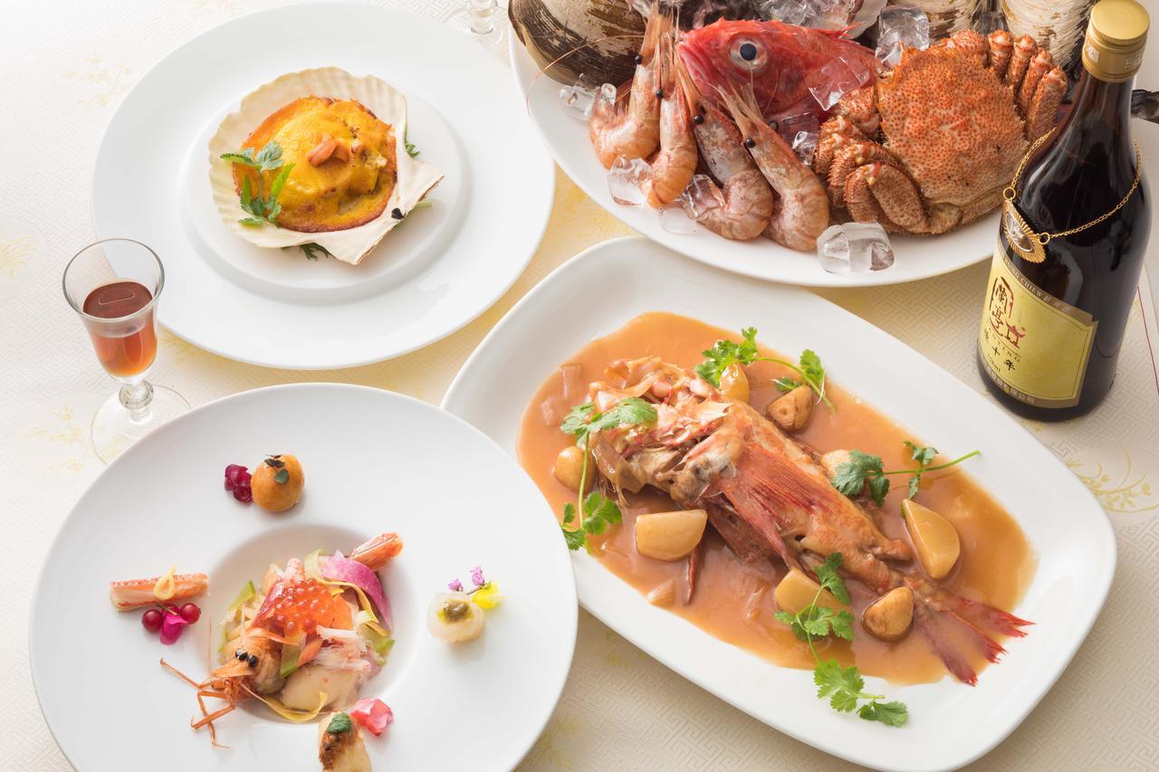 画像1: ザ・キャピトルホテル 東急の「北海道冬の味覚 海鮮フェア」