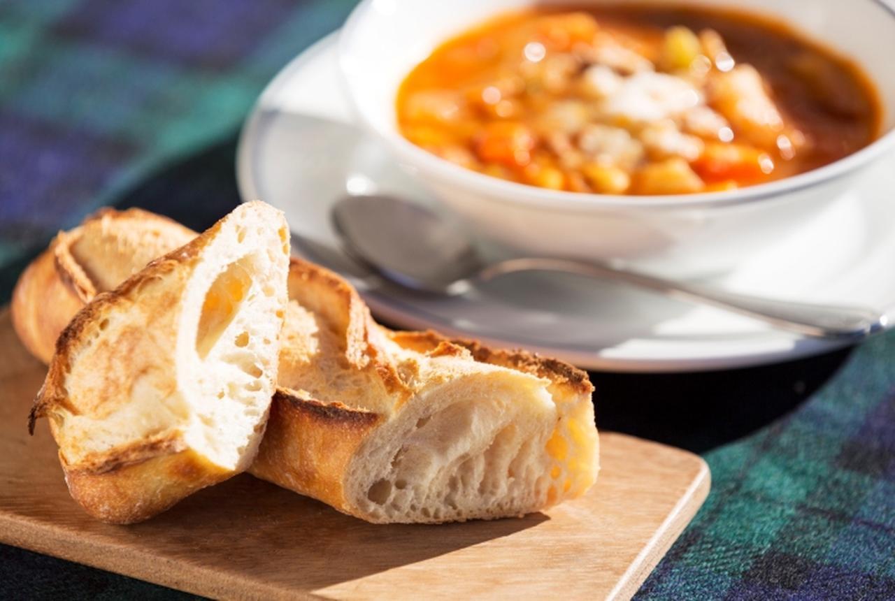 画像: 軽井沢の冬の情景を表す8種類のスープを味わう「軽井沢 スープの旅」
