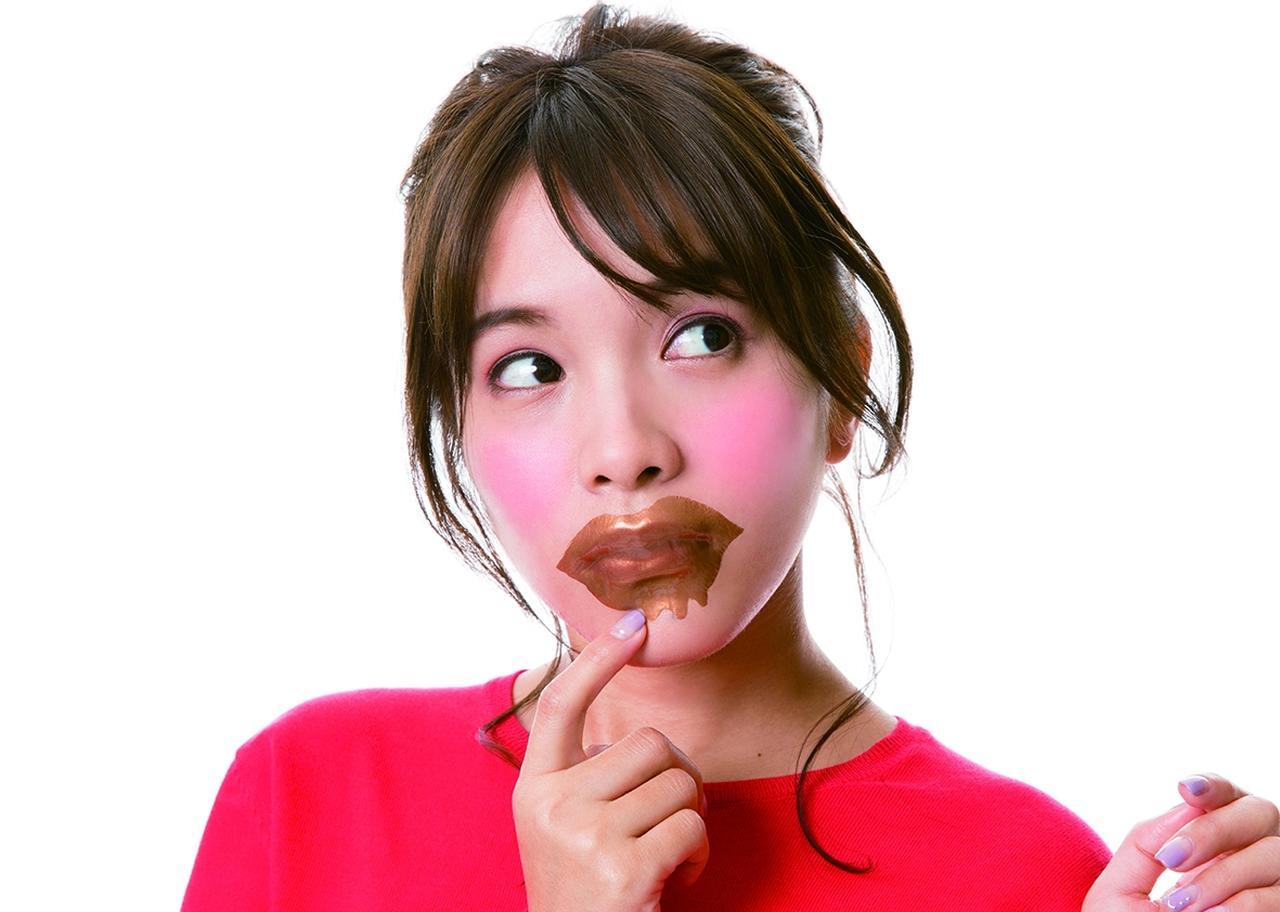画像2: 大人気CHOOSYリップパックにチョコレートシリーズが登場!