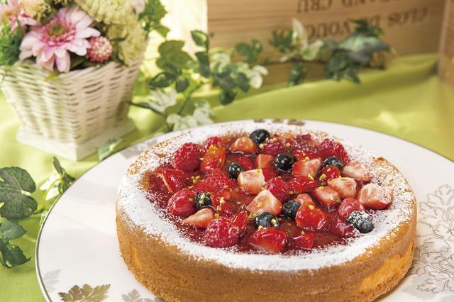 画像4: 苺畑をイメージしたデザートブッフェ「ストロベリー・フィールド」