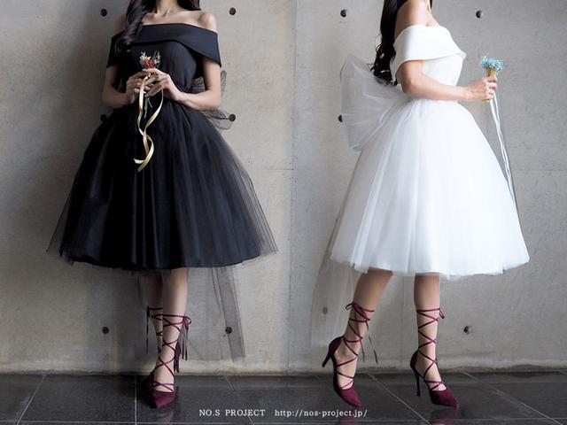 画像: まるで妖精…。バレリーナをイメージした、憧れのチュチュドレス。