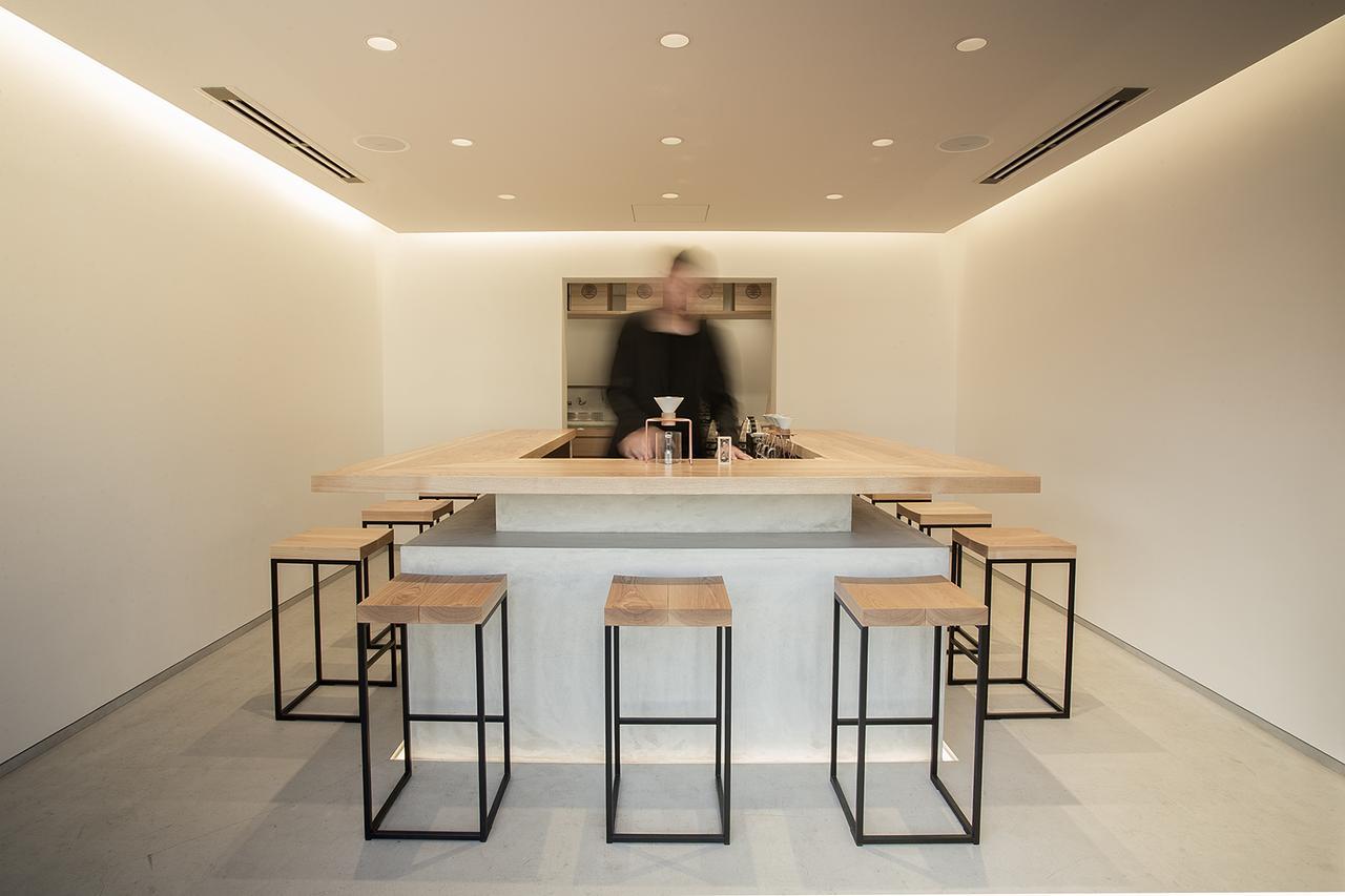画像2: 日本茶のために開発されたドリッパーと職人の技術を凝縮した体験型店舗!