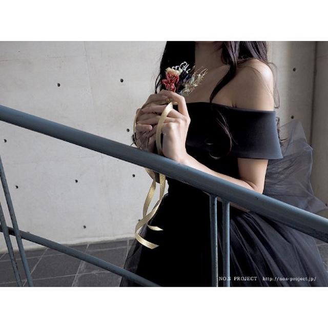 画像2: バレリーナチュチュドレス 黒鳥(ブラック)【NO.S PROJECT】29,160円(税込み)