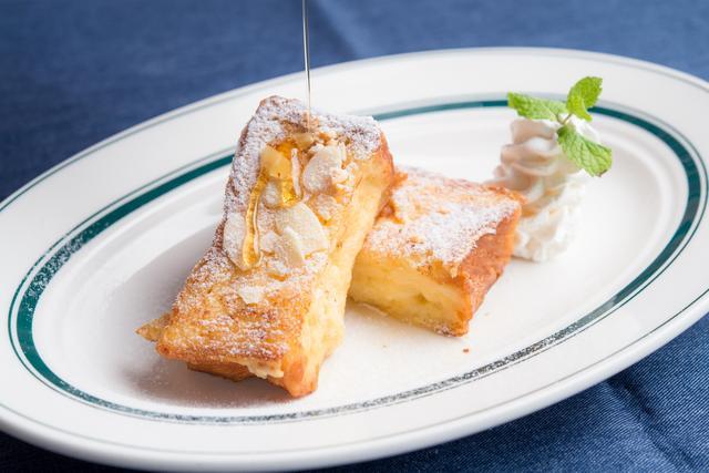 画像: 『NICKフレンチトースト』お好きなドリンク+100円(税別)