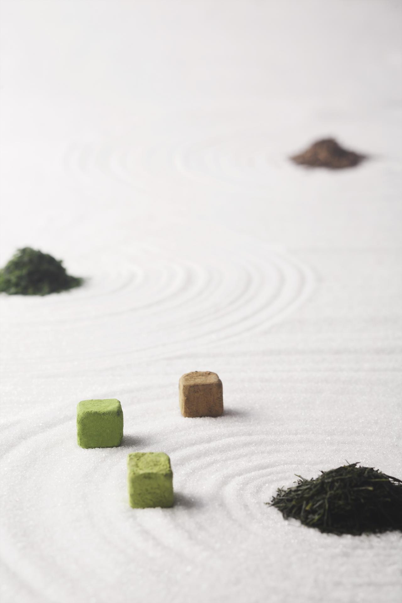 画像2: 『茶の縁(えにし)宇治茶3種生チョコレート』数量限定30個!販売価格はなんと10万円!