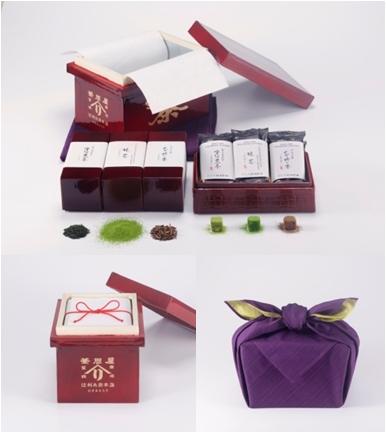 画像3: 『茶の縁(えにし)宇治茶3種生チョコレート』数量限定30個!販売価格はなんと10万円!