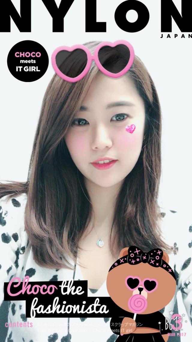 画像2: ファッション誌「NYLON JAPAN」とコラボレーション