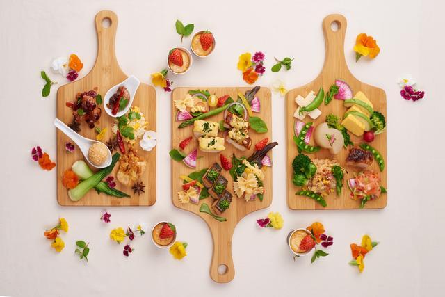 画像: 女性に嬉しい野菜たっぷりビュッフェ「三尺三寸箸」で旬食材を好きなだけ!