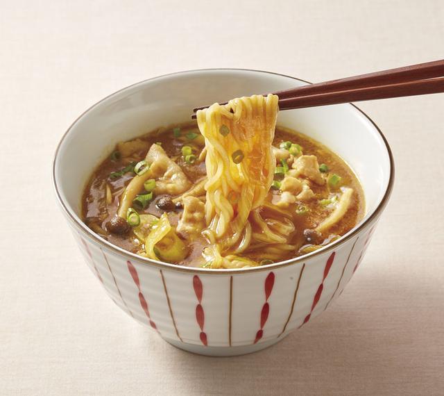 画像: 糖質0麺のカレー南蛮  849円 <1食あたり 糖質 17.1g>