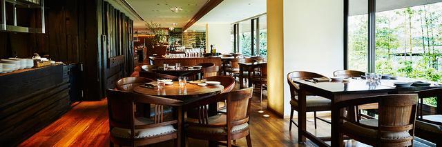 画像: レストラン&バー 京都市内東山の高級ラグジュアリーホテル ハイアットリージェンシー京都