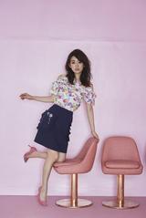 画像2: 「tocco closet」 春カタログにモデル・泉里香さんを起用