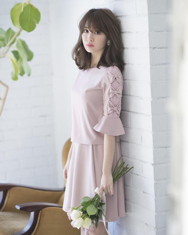 画像2: 「tocco closet」春夏カタログに小嶋陽菜さんが登場!