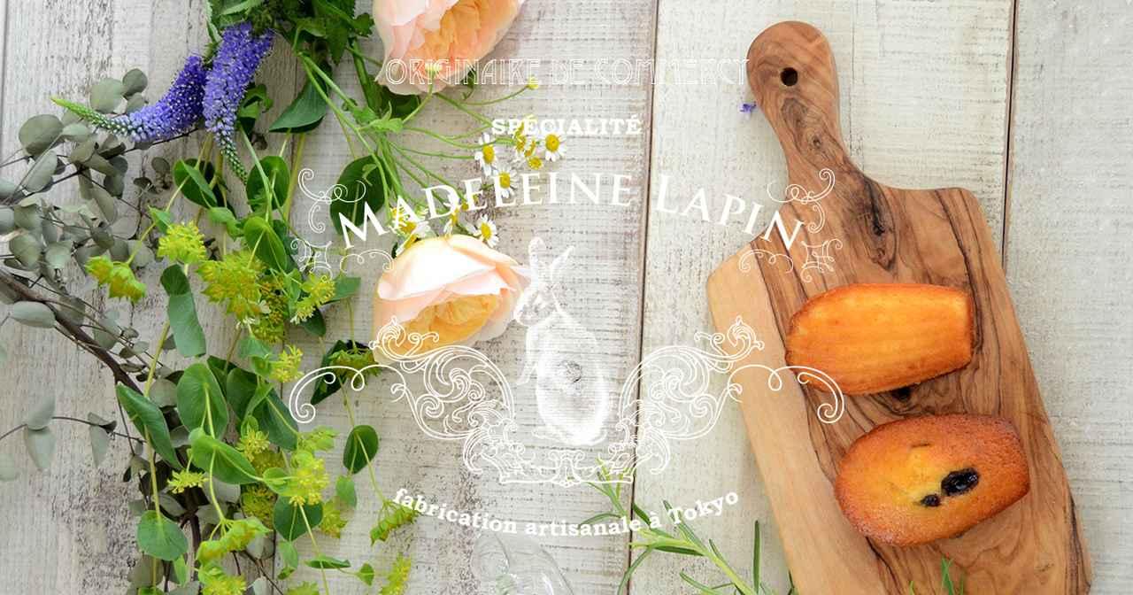 画像: madeleinelapin