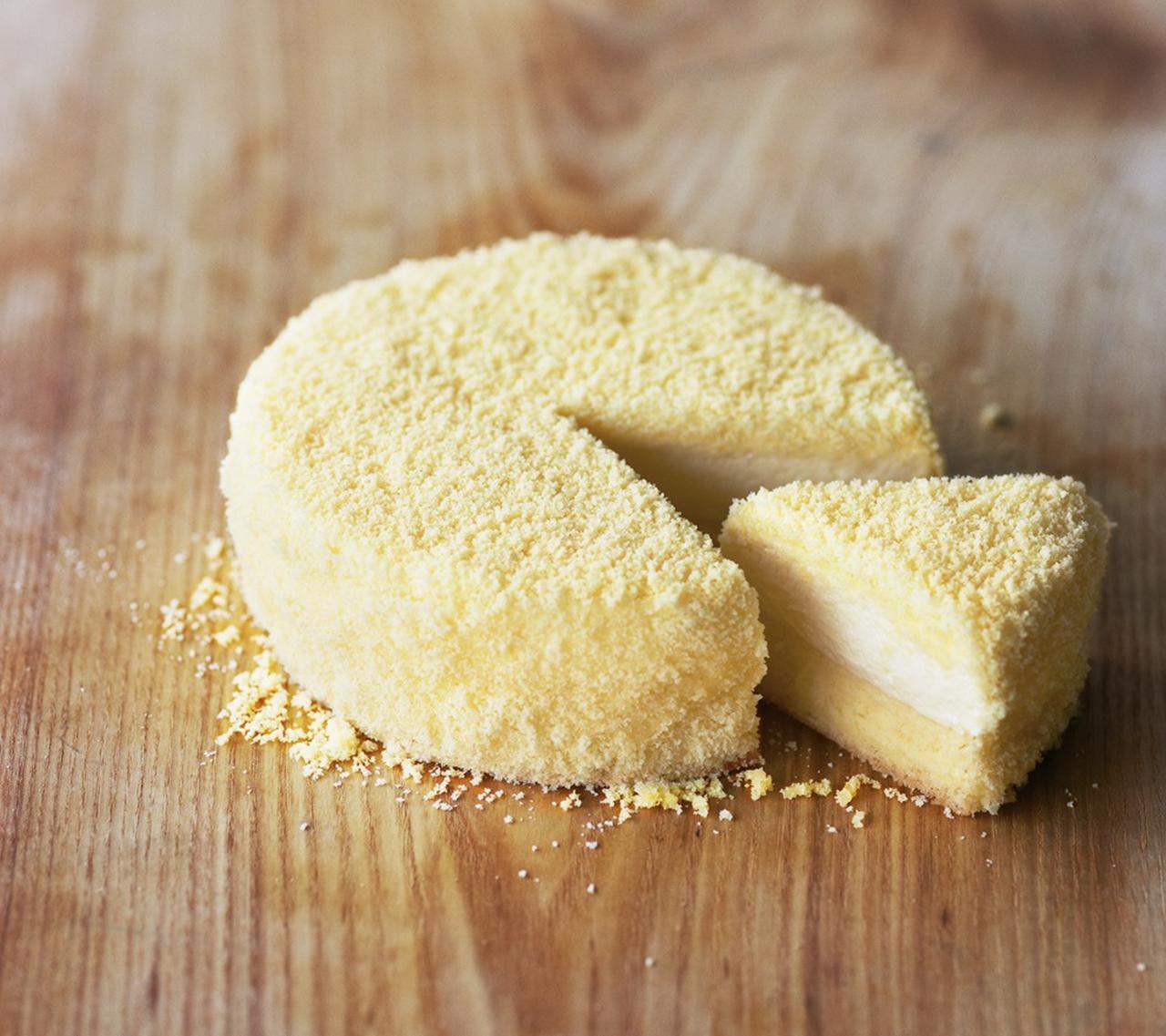 画像: ◇ドゥーブルフロマージュ 価格:1,728円(税込)/ 直径12cm チーズケーキの常識を超えた、ルタオの傑作。