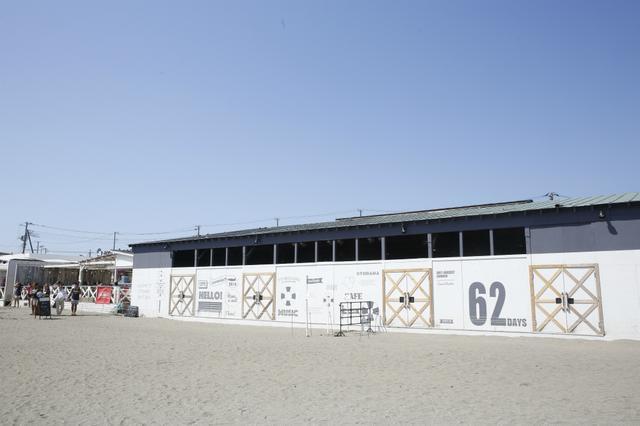 画像3: 海の家ライブハウス『OTODAMA SEA STUDIO』は三浦海岸へ。由比ヶ浜海岸は地中海をイメージしたレストランに!
