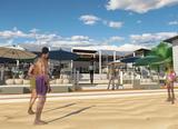 画像1: 海の家ライブハウス『OTODAMA SEA STUDIO』は三浦海岸へ。由比ヶ浜海岸は地中海をイメージしたレストランに!