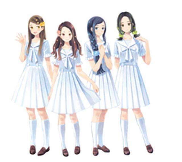 画像: 【whiteeeen】 2015年公開映画「ストロボ・エッジ」主題歌を歌う女性シンガーオーディション応募者42万5901人から 選ばれたmeri(メリ)、kana(カナ)、hima(ヒマ)、noa(ノア)による女性ボーカルユニット。ユニット名の由来は、white(白)とteen(10代)を合わせ、いつまでも純粋な白き心を忘れずに活動してもらいたいという思いを込めGReeeeNのメンバーが名付けた。4つの「e」はGReeeeN同様、メンバーの人数をイメージして命名。 2015年3月シングル「愛唄~since 2007~」でデビュー。
