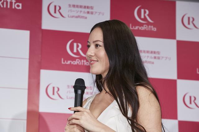 画像1: 道端ジェシカ流『美容ケア1カ月カレンダー』を初披露