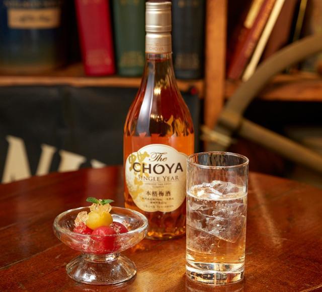 画像: 『The CHOYA SINGLE YEAR』 リキュール 本格梅酒 アルコール分:15% 内容量:720ml 原材料名:南高梅(紀州産)、砂糖、酒精 希望小売価格(消費税別) :1,000円