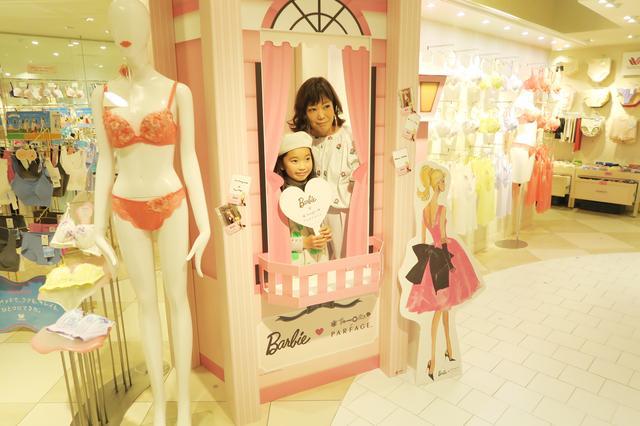 """画像5: 【取材レポ】""""オトナかわいい""""売場が出現!「パルファージュ×Barbie」がコラボ!"""