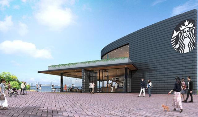 画像2: 神戸港から市内の街並みまで360度に景色が見渡せる贅沢な空間 『スターバックス コーヒー 神戸メリケンパーク店』