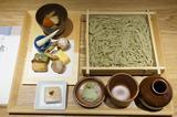 画像: 昼の献立「舞」江戸蕎麦と和惣菜の御膳 ¥1,000