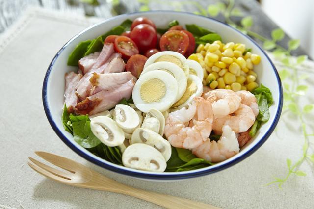 画像5: 【試食レポ】カラフルサラダでカラダもキレイに!