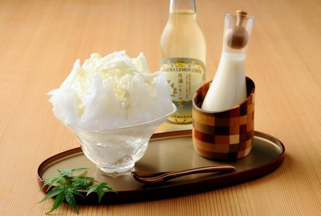 画像: 界 箱根(神奈川県・箱根湯本温泉) 「甘酒かき氷」