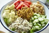 画像3: 【試食レポ】カラフルサラダでカラダもキレイに!