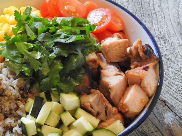 画像8: 【試食レポ】カラフルサラダでカラダもキレイに!