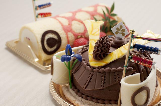 画像: こどもの日のお祝いにおすすめなスイ―ツが登場!